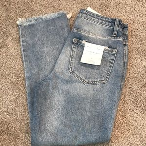 """Flying Monkey """" On the run distressed jeans"""""""